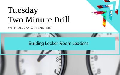 TMD: Building Locker Room Leaders