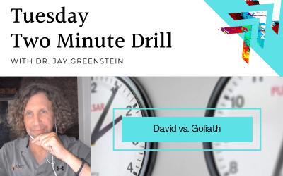 TMD: David vs. Goliath