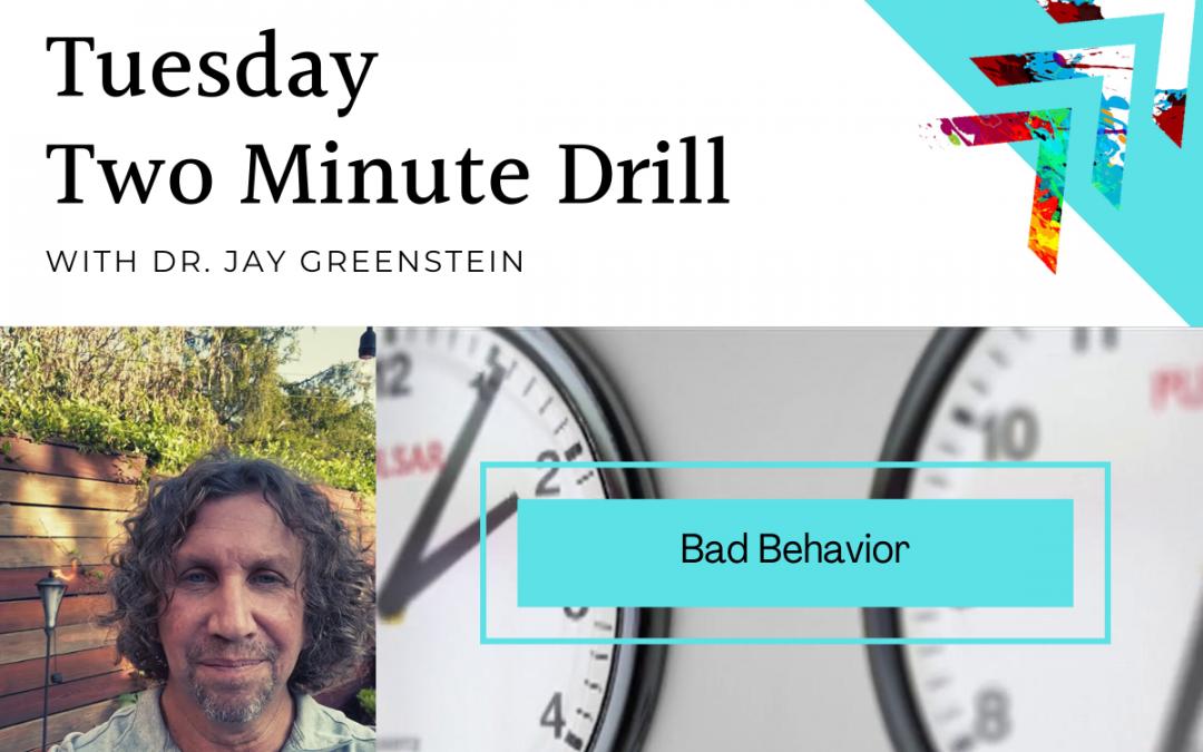TMD: Bad Behavior